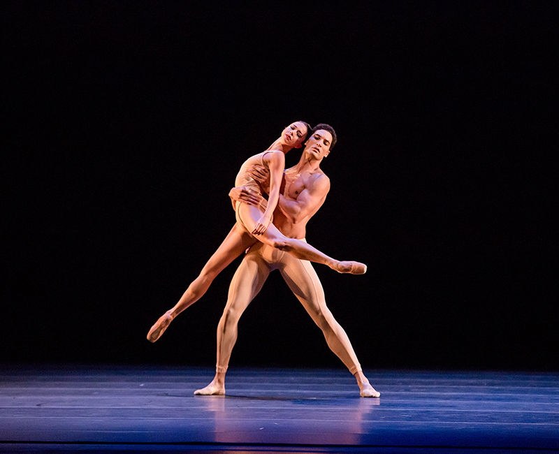 April Daly & Fabrice Calmels. Photo by Cheryl Mann