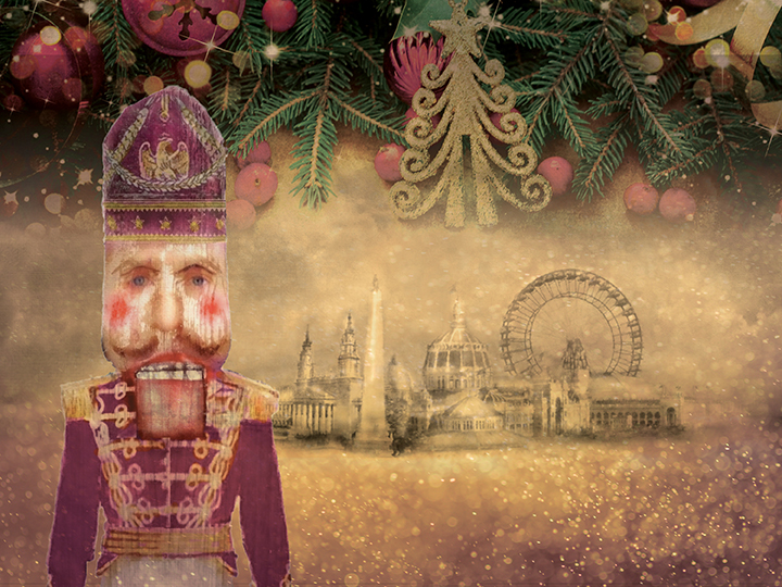 Nutcracker. Premiere of Christopher Wheeldon choreography