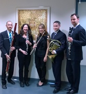 The Chicago Philharmonic Chamber Players present Classic Winds
