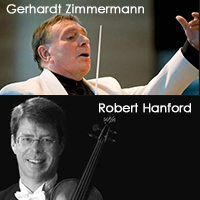 Gerhardt Zimmermann and Robert Hanford