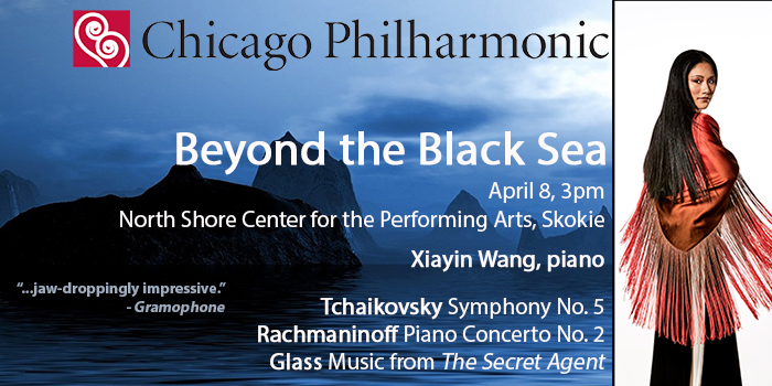 Chicago Philharmonic: BEYOND THE BLACK SEA