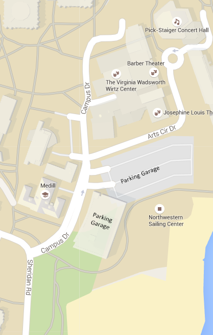 Free Parking Chicago Map.Pick Staiger Hall Information Chicago Philharmonic