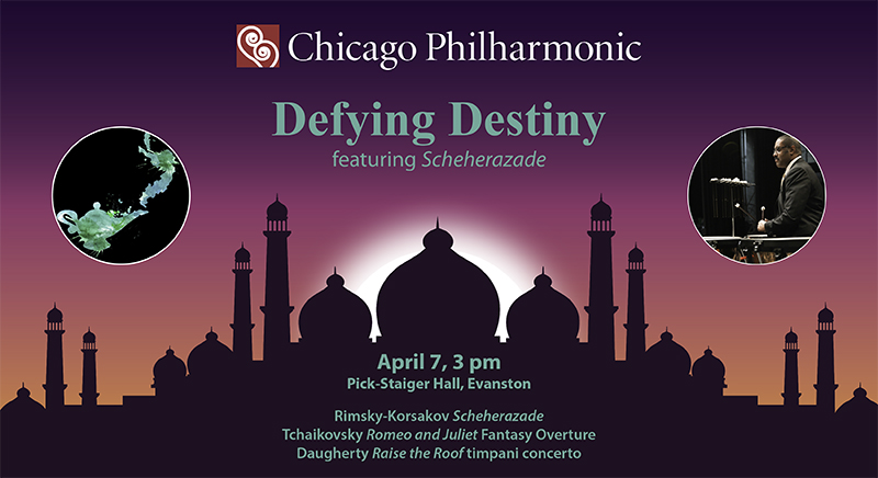 Chicago Philharmonic Through A Community Of Musicians